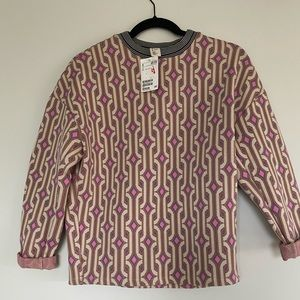 H&M crewneck sweater.